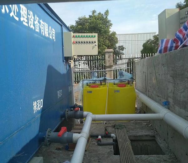 吉林省太阳升火车站 MBR污水处理一体化设备
