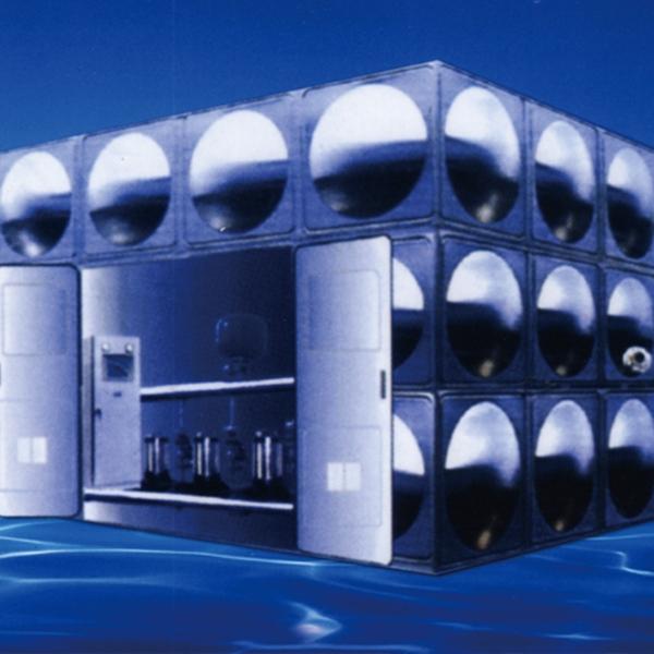 无负压节能水箱