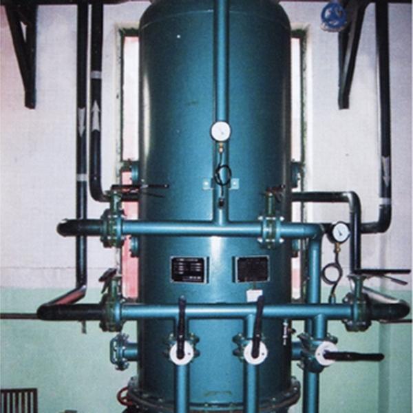 常温过滤式海绵铁除氧器